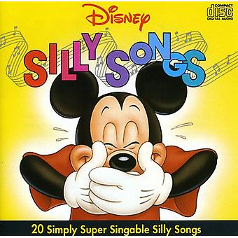Silly liedjes - 20 gewoon Super zingbare Silly [CD] USA import