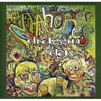 Mahones - Draggin the Days [CD] USA import