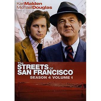 Rues de San Francisco: importer des USA [DVD] Vol. 1-saison 4