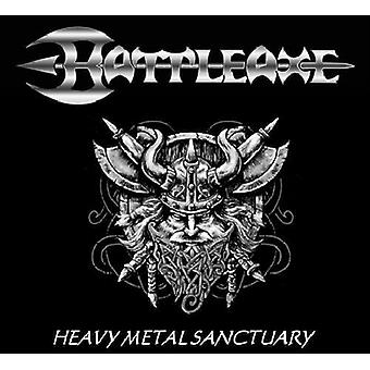 Battleaxe - Heavy Metal Sanctuary [CD] USA import