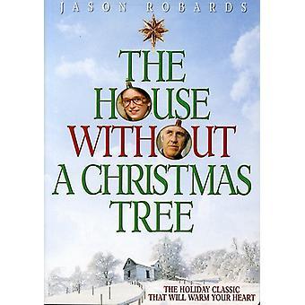 Talo ilman Christmas Tree [DVD] USA tuonti