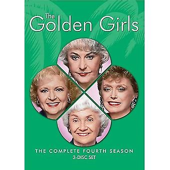 Golden Girls: Die komplette vierte Staffel [DVD] USA importieren