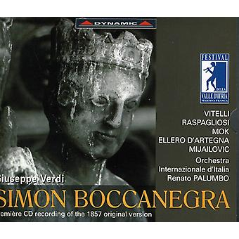 G. Verdi - Verdi: Simon Boccanegra [CD] USA import