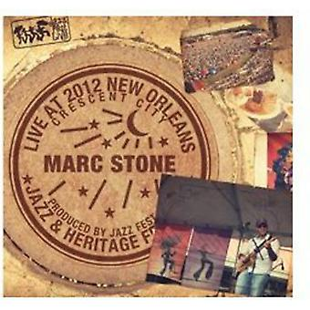 Marc Stone - Live at Jazzfest 2012 [CD] USA import