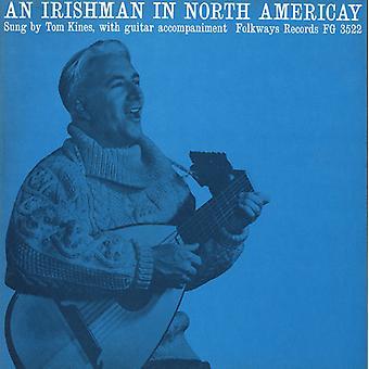 Tom Kines - importación de Estados Unidos Irishmin norte Americay [CD]