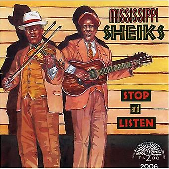 Mississippi Sheiks - Stop & Listen [CD] USA import