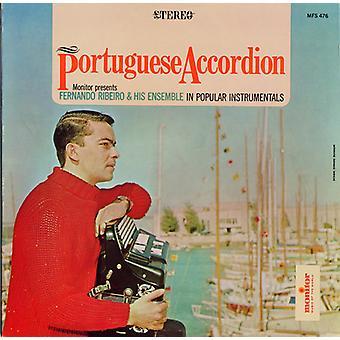 Fernando Ribeiro - Portuguese Accordion [CD] USA import