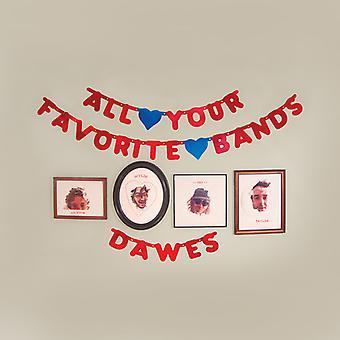 Dawes - alle uw favoriete Bands [CD] USA importeren