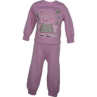 Girls Peppa Pig Tracksuit Jogging Set in the box HM6299.I00.B