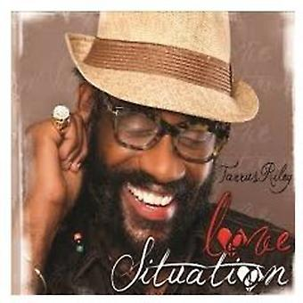 Tarrus Riley - Liebe Situation [CD] USA import