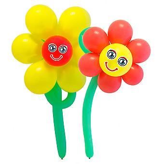 Balon zestaw DIY kwiaty floret
