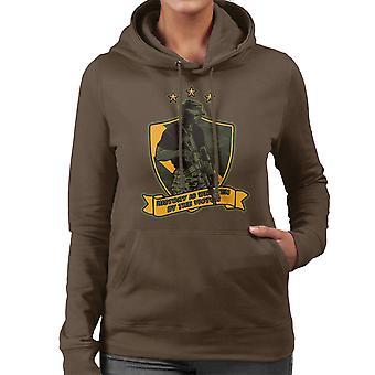 History Writer Call Of Duty Women's Hooded Sweatshirt