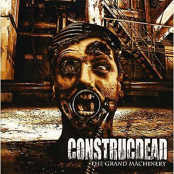 Construcdead - Grand Machinery [CD] USA import