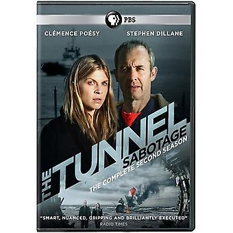 Tunnel: Sabotage - Season 2 [DVD] USA import