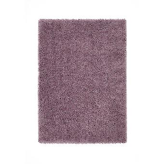 Chicago Shaggy Rugs In Lavender