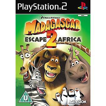 Madagascar Escape 2 Afrique (PS2) - Usine scellée