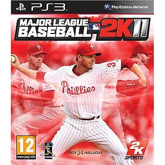 Major League Baseball 2K11 (PS3) - Als Nieuw