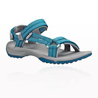 Teva Terra FI Lite sandálias das mulheres caminhando