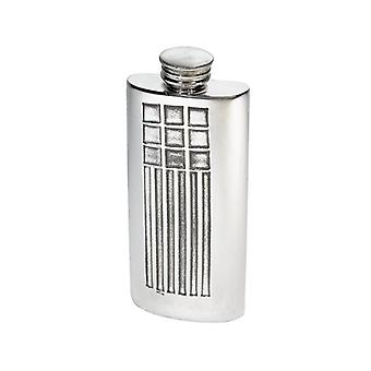 Charles Rennie Mackintosh portemonnee tinnen Flask - 2oz