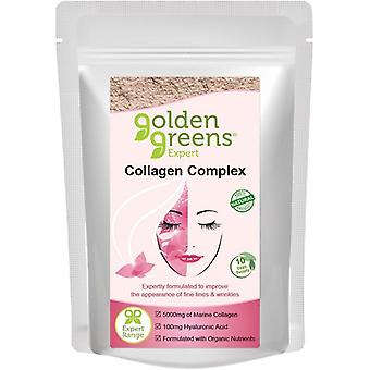 Golden Greens Organic, Expert Collagen Complex 300g