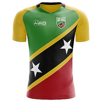 2020-2021 Saint Kitts and Nevis Home Concept Football Shirt - Baby