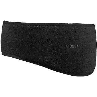 Barts Mens & Womens Soft Fleece Warm Winter Headband