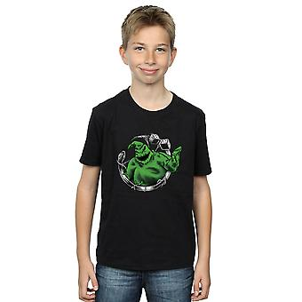 Disney jungen Nightmare Before Christmas Rollen der Würfel-T-Shirt