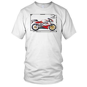 Bimota Superbike ' 96 Sports sykkel Mens T-skjorte
