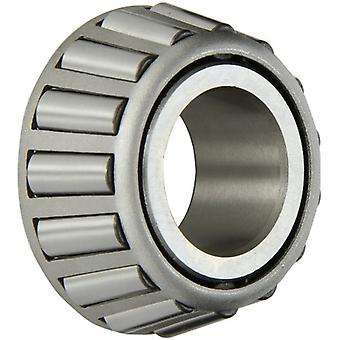 Timken 31590 Tapered Roller Bearing, Single Cone, Standard Tolerance, Straight Bore, Steel, Inch, 1.3125