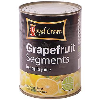 Royal Crown Grapefruit Segments in Juice
