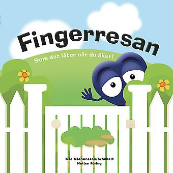 BABBLARNA Finger Journey-Buch Hardcover