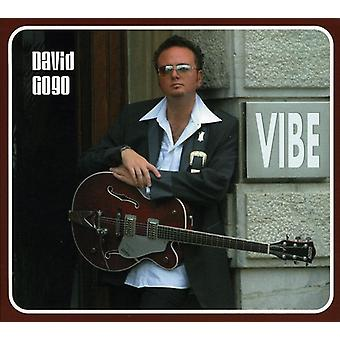 David Gogo - Vibe [CD] USA import