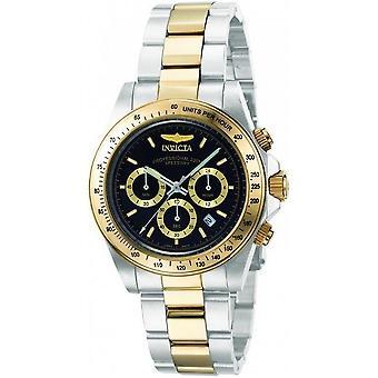 Invicta horloges mens watch Speedway chronograaf 9224