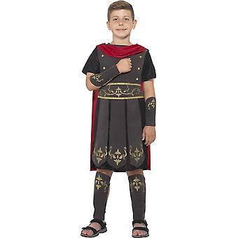 Romerske Soldier drakt, middels alder 7-9