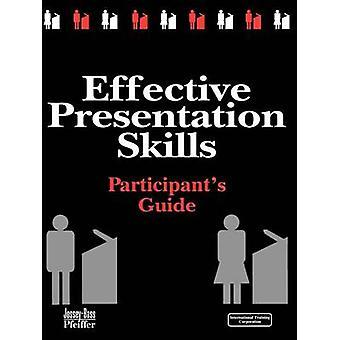 Effektiv presentationsteknik - deltagarens Guide av internationella T