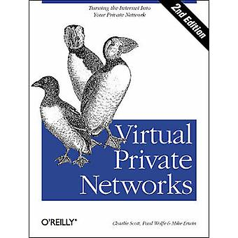 Virtual Private Networks (2 Revised edition) przez Charlie Scott - Pau
