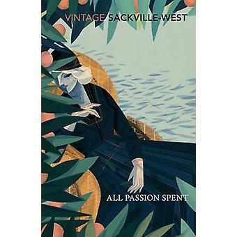 Toda paixão passado por Vita Sackville-West-livro 9781784870553