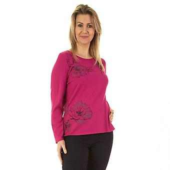 RABE Sweater 42 011607 Pink
