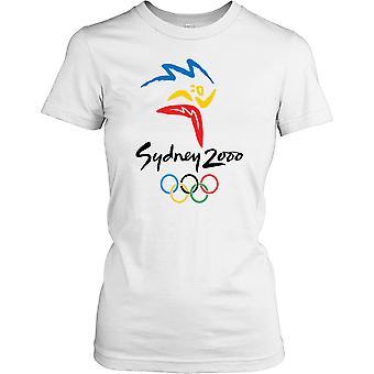Sydney OS 2000 - Australien damer T Shirt