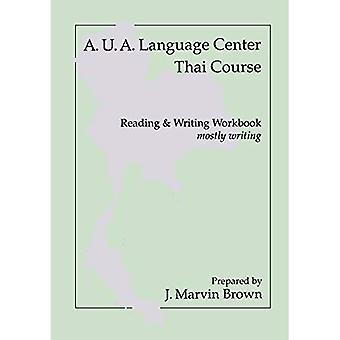 AUA-Sprachenzentrum Thai Kurs lesen und schreiben: meist schreiben