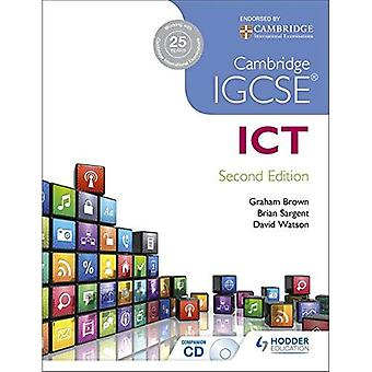 Cambridge IGCSE IKT 2nd Edition