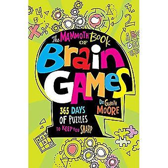 De mammoet boek van hersenenspelen (mammoet Books)