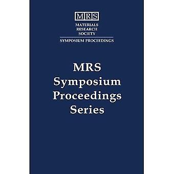 Amorphous Silicon Technology 1989: Volume 149 (MRS Proceedings)