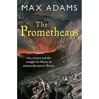 De Prometheans: John Martin en de generatie die stal van de toekomst