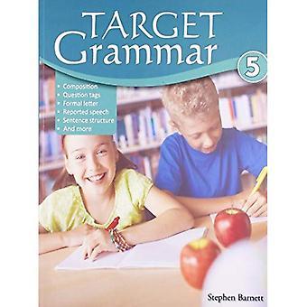 Gramática alvo: Nível 5