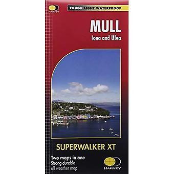 Mull, Iona and Ulva: Superwalker XT25 (Superwalker XT25)