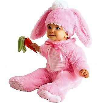 Costume pour bébé lapin précieux