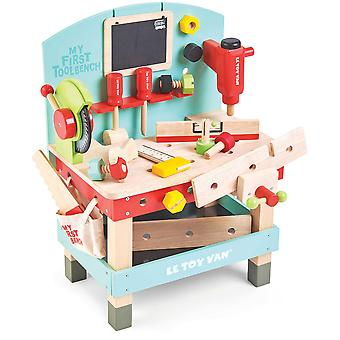 Le Toy Van Cars & Construction My First Tool Bench