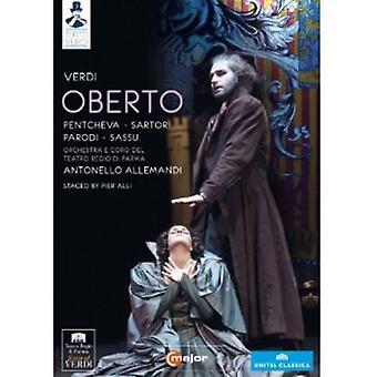 G. Verdi - Oberto [DVD] USA import