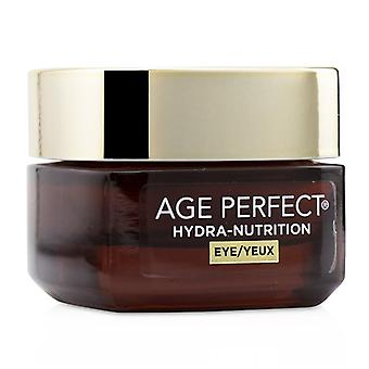 L'oreal Age Perfect Hydra-nutrition Eye Balm - For Mature Very Dry Skin - 14g/0.5oz